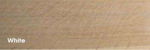 Hurfords Herringbone - White