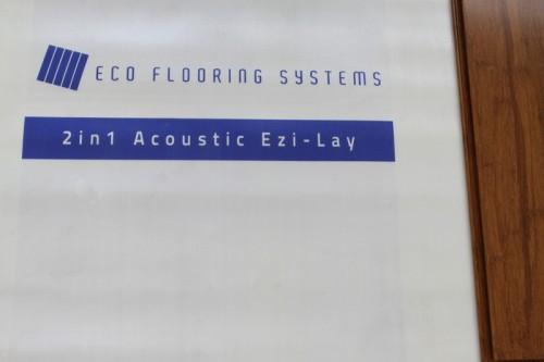 Eco Flooring 2 in 1 Standard Underlay
