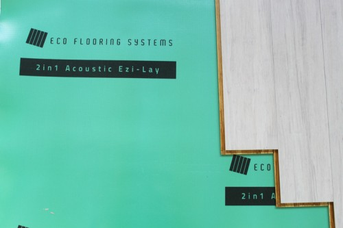 Eco Flooring Acoustic 2 in 1 Underlay 20m2