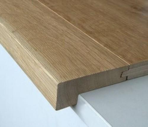 Preference Prestige Oak 15mm Matching Stair Nosing