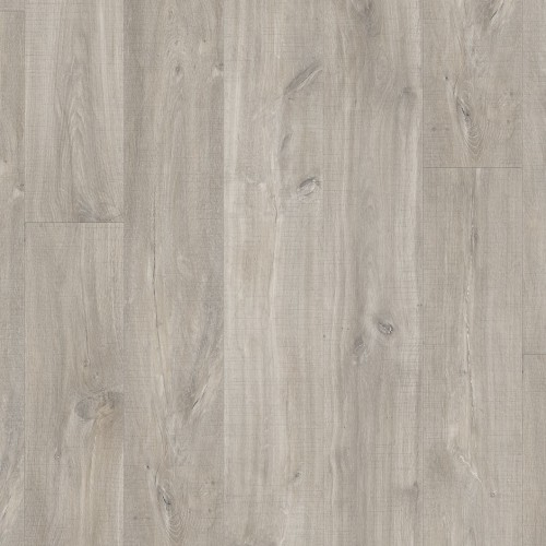 Quick-Step Livyn Balance Click Canyon Oak Grey With Saw Cuts