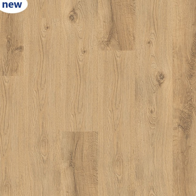 Clix 7mm Rustic Oak Brushed Get Floors