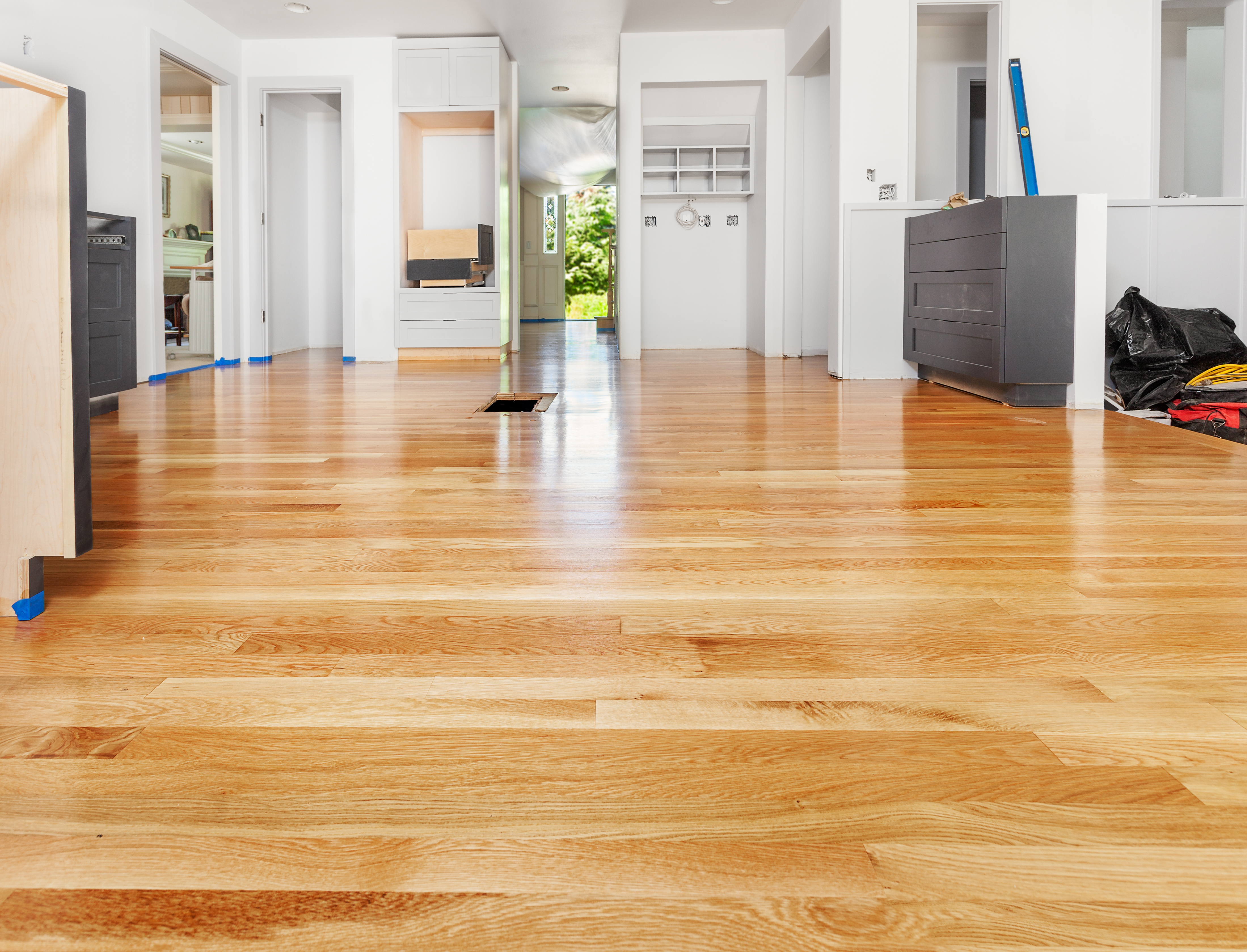 Benefits of oak flooring